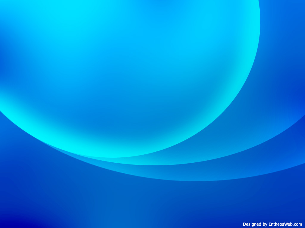 Gorgeous Blue Background Entheos