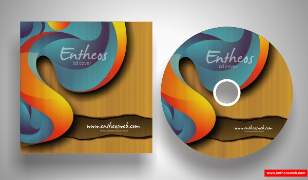 Make your own CD Cover with CorelDraw | Entheos
