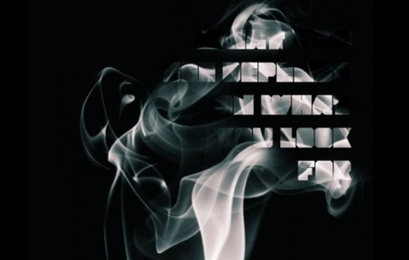Create Smoke Text