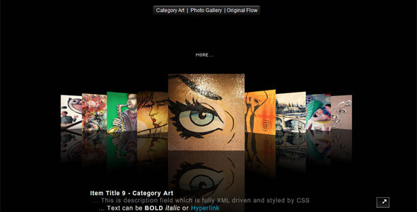 IgalleryX: Advanced Media Gallery