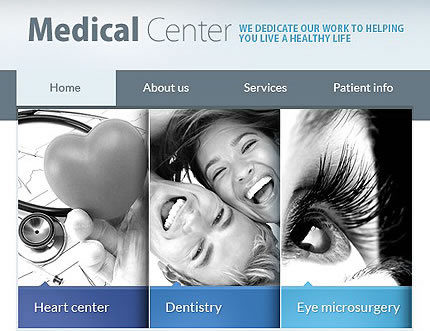 Medical Clinic Facebook Template