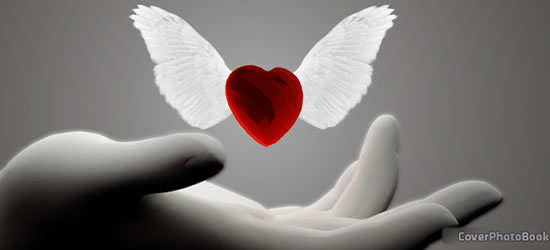 Love Heart Wings Angel