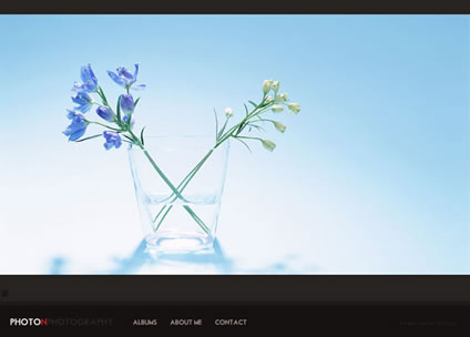 PHOTON- The Ultimate Photography Showcase Template