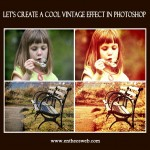 Learn How to Create a Cool Vintage Effect in Photoshop