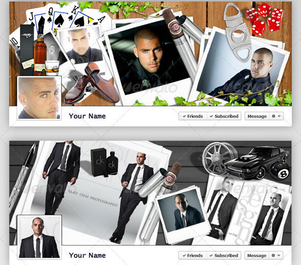 3 Facebook Timeline Covers | MEN