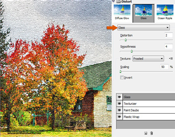 Learn How to Create Oil Painting from any Image in Photoshop