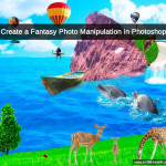 Create a Fantasy Photo Manipulation in Photoshop