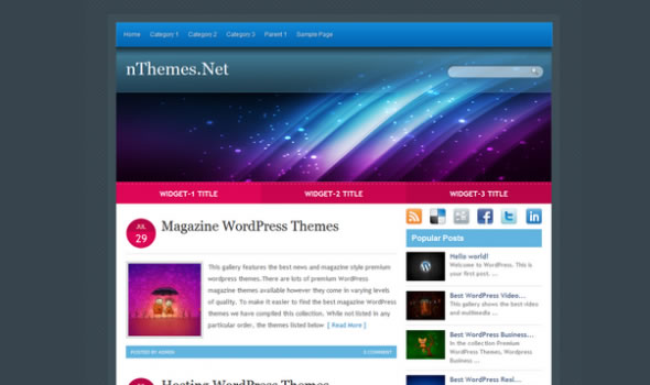 WP-Jovan WordPress