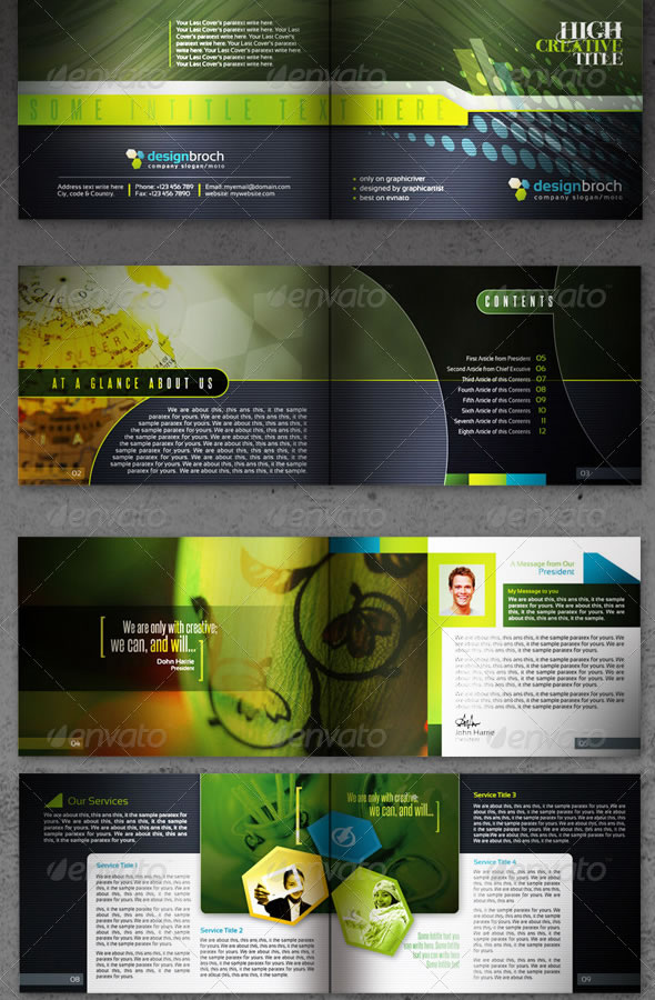 DesignBrochure 16pages Corporate Catalog/Brochure