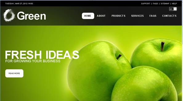 Green Business Turnkey Website 2.0