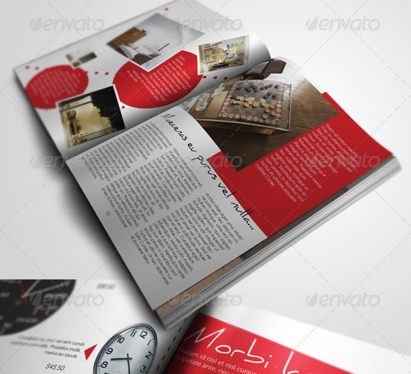 Creative Magazine Layout Design Ideas