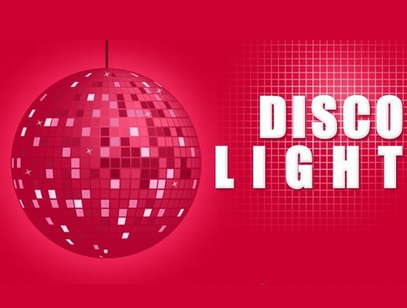 Dicso Lights in illustrator