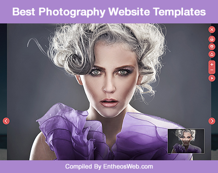Best Photography Website Templates