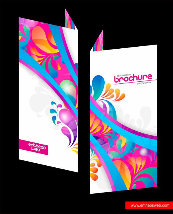 Corel Draw Book Cover Template ~ Best coreldraw tutorials for print design entheos