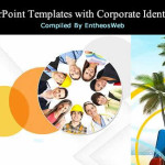 Best of PowerPoint Templates with Corporate Identity Templates