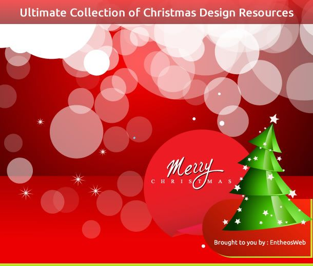 Ultimate Collection of Christmas Design Resources