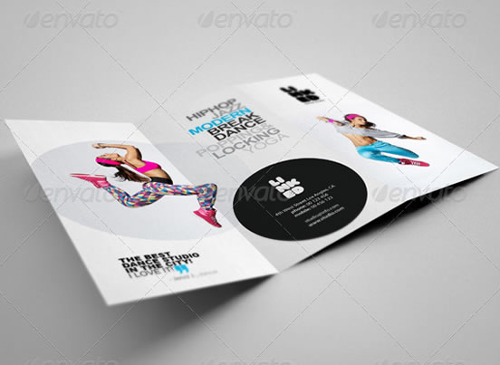 Dance Studio Brochure 3