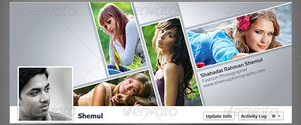 Photographer's Fb Timeline Cover V9