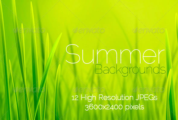 Summer Backgrounds