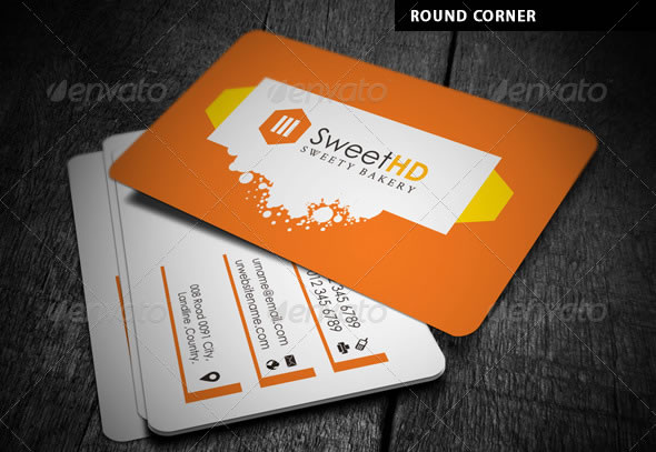 Creative business card design ideas entheos margin business card reheart Image collections