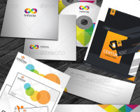 Beautiful Corporate Identity & Stationary Design Templates