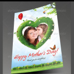 lovable mothers day collection of vectors cards and banners