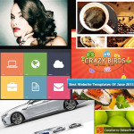 best website templates of june 2013