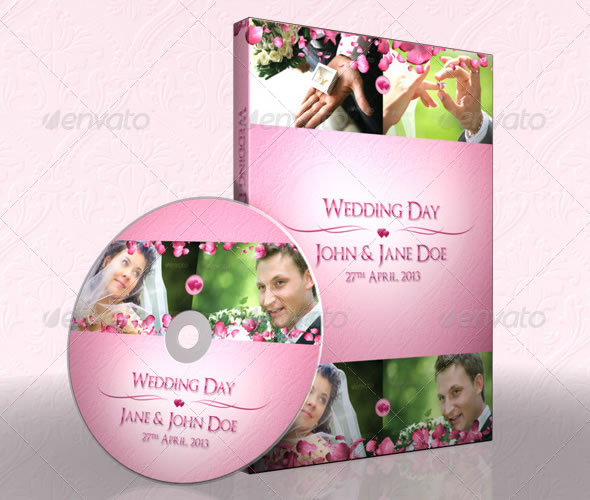 creative cd  u0026 dvd artwork template