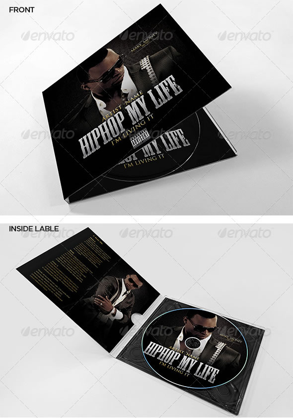 Creative Cd Cover Design | www.pixshark.com - Images ...