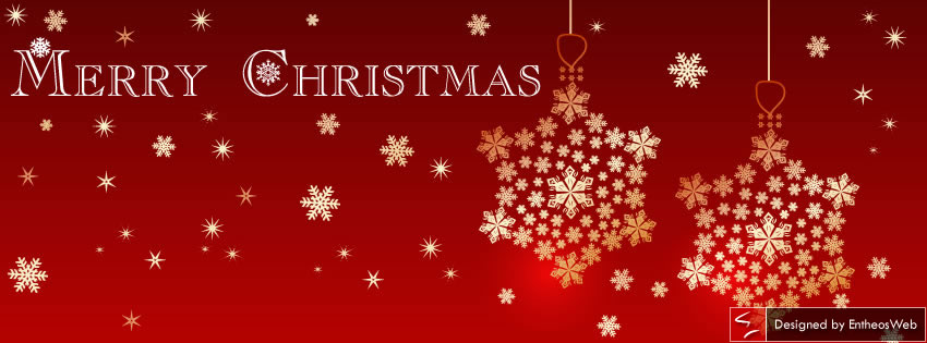 free christmas facebook timeline covers entheos