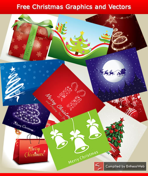 Free Christmas Graphics and Vectors