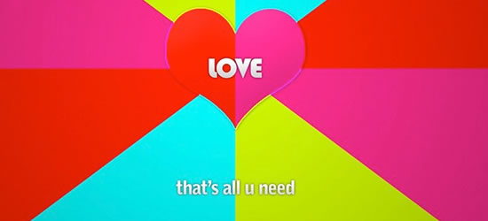 Love Thats All You Need