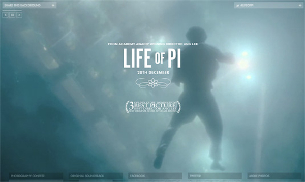 life of pi background A collection of esl, efl downloadable, printable worksheets, practice exercises and activities to teach about life of pi.