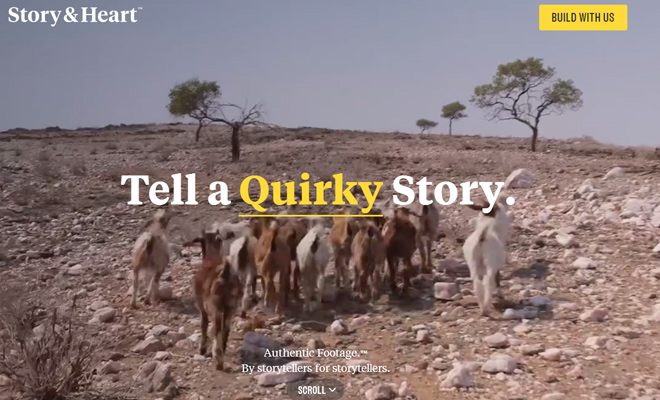 story-and-heart-background-video