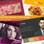 Analogous Color Palettes in Web Design