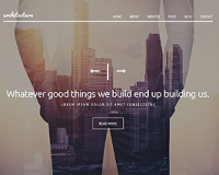 template 53361 - Architecture Company Responsive Joomla Templatewith Slideshow, Blog, Forum, Gallery, Parallax