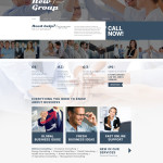 Free WordPress Theme for Consulting Firm