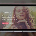 Free HTML5 Responsive WordPress Theme For Photographers