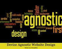 Device Agnostic Website Design