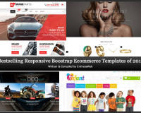 bestselling ecommerce templates 2015