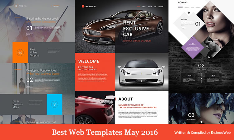 Best website templates may 2016 entheos best website templates may 2016 friedricerecipe Image collections