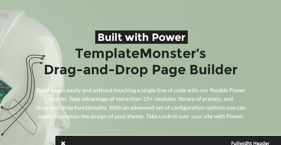 Template 60052 - Science Responsive WordPress Theme