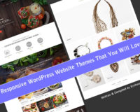 7 Responsive WordPress Website Themes That You Will Love!