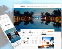 Best Hotel Wordpress Themes With Hotel booking Plugin