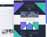 Eye-Capturing and Multifunctional Website Templates That Grow With Your Needs