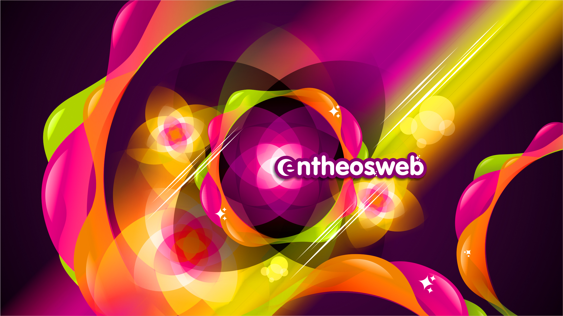 Designing A Colorful Wallpaper With Coreldraw Entheosweb