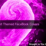 Romantic Facebook Covers - Creative Heart Designs