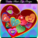 Creative Heart Logo Designs