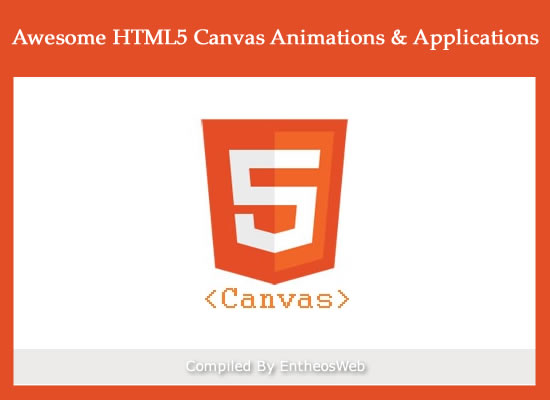 Awesome HTML5 Canvas Animations & Applications