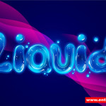 Liquid Text Effects with CorelDraw
